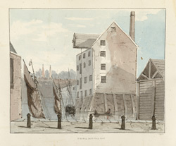 Tide Mill, Deptford, Kent